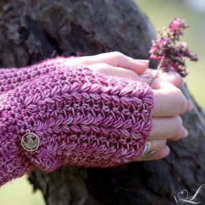 Heather Mittens Handschoenen Linda Modderman Design Haakpatroon Haken