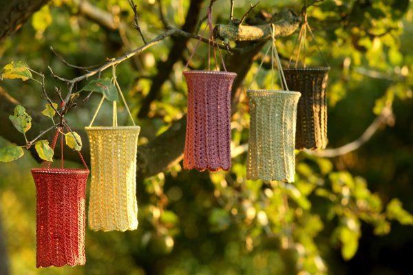 Summer Lace Lantern Gratis Haakpatroon - Linda Modderman Design