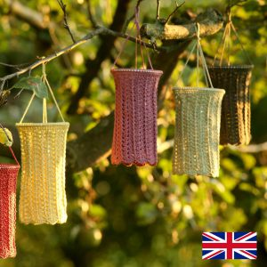Summer Lace Lantern Free Crochet Pattern - Linda Modderman Design