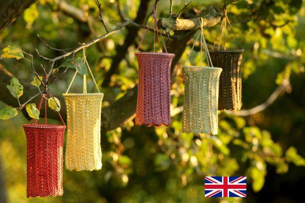 Summer Lace Lantern Free Crochet Pattern - Linda Modderman Design
