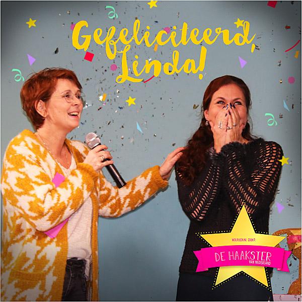 Haakster van Nederland Winnares Linda Modderman 2018 Uitslag Winnaar