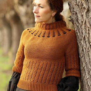 Linda Modderman Design Haakpatroon Haken Patroon Kleding Trui