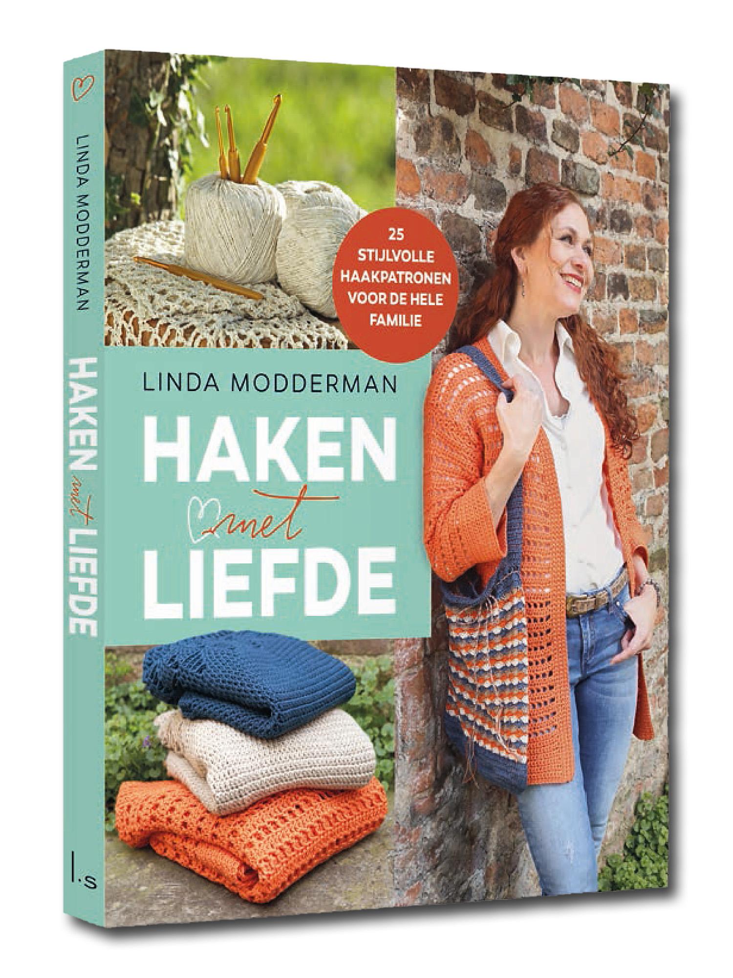 Linda Modderman - Haken met Liefde Haakboek